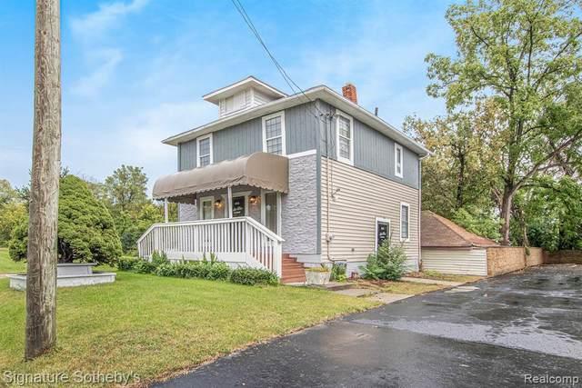 473 Orchard Lake Road, Pontiac, MI 48341 (MLS #R2210077780) :: Berkshire Hathaway HomeServices Snyder & Company, Realtors®
