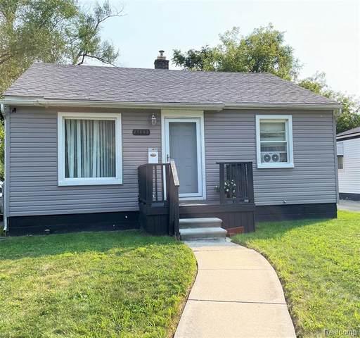 27663 Avondale Street, Inkster, MI 48141 (MLS #R2210077791) :: Berkshire Hathaway HomeServices Snyder & Company, Realtors®