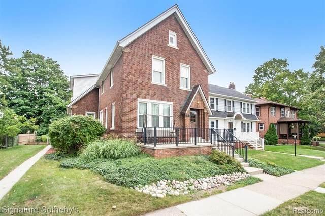 89 Vinewood Street, Wyandotte, MI 48192 (MLS #R2210077299) :: Berkshire Hathaway HomeServices Snyder & Company, Realtors®