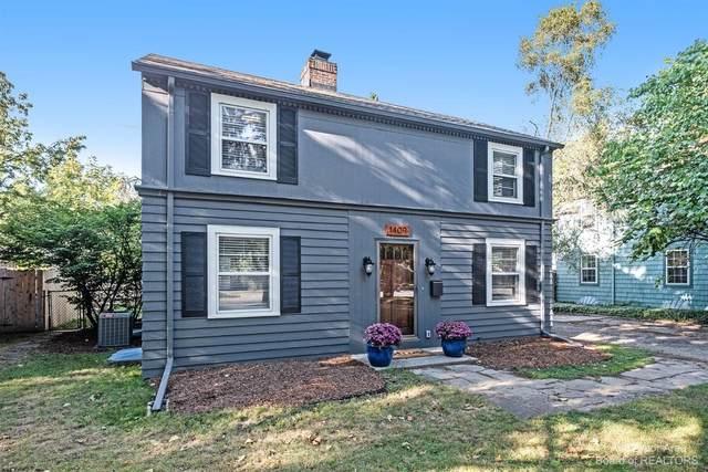 1409 E Stadium Boulevard, Ann Arbor, MI 48104 (MLS #3283989) :: Berkshire Hathaway HomeServices Snyder & Company, Realtors®