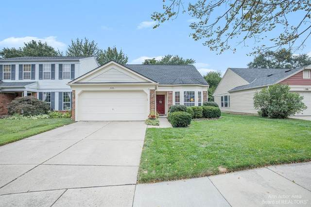 3104 Turnberry Lane, Ann Arbor, MI 48108 (MLS #3283895) :: Berkshire Hathaway HomeServices Snyder & Company, Realtors®