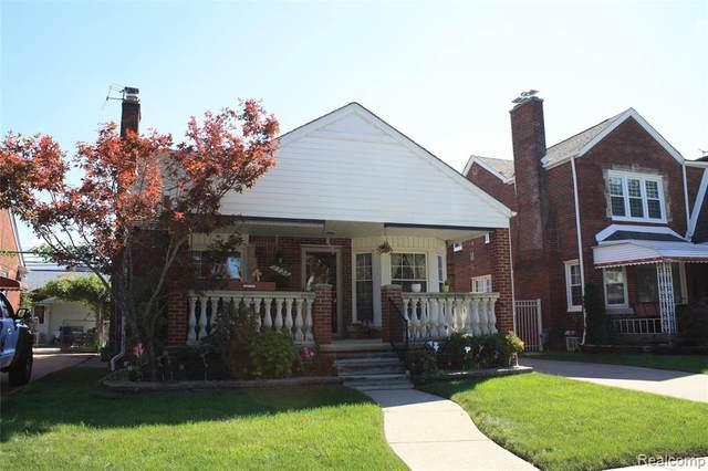 7732 Normile Street, Dearborn, MI 48126 (MLS #R2210075555) :: Berkshire Hathaway HomeServices Snyder & Company, Realtors®