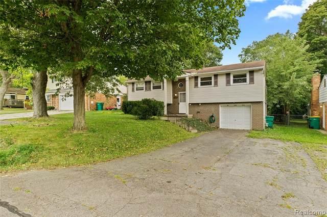 263 Elmhurst Street, Ypsilanti, MI 48197 (MLS #R2210078043) :: Berkshire Hathaway HomeServices Snyder & Company, Realtors®