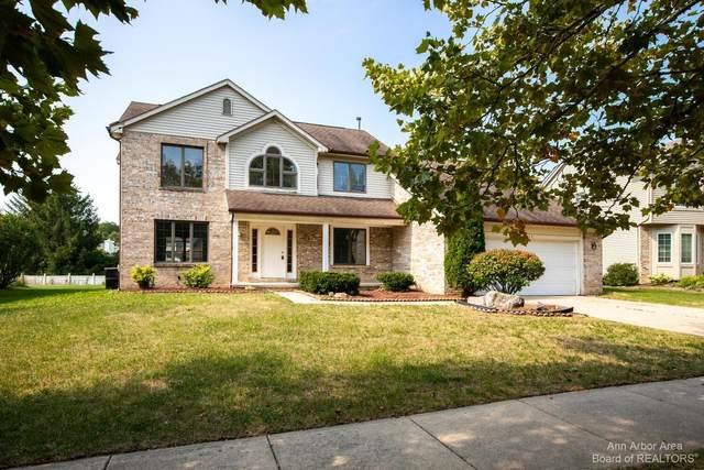 3113 Fawnmeadow Court, Ann Arbor, MI 48105 (MLS #3283823) :: Berkshire Hathaway HomeServices Snyder & Company, Realtors®