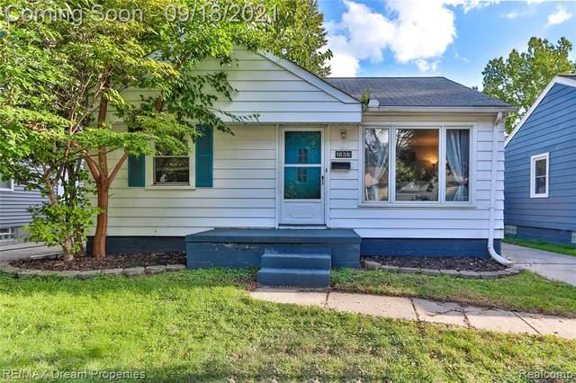 1636 Annabelle Street, Ferndale, MI 48220 (MLS #R2210078111) :: Berkshire Hathaway HomeServices Snyder & Company, Realtors®