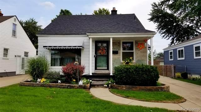 24828 Dale Avenue, Eastpointe, MI 48021 (MLS #R2210078189) :: Berkshire Hathaway HomeServices Snyder & Company, Realtors®