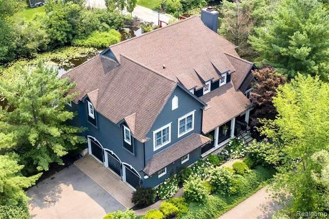 9005 Commerce Road, Bal Of Oakland, MI 48382 (MLS #R2210077981) :: Berkshire Hathaway HomeServices Snyder & Company, Realtors®