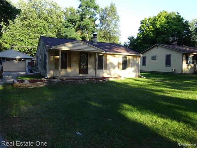 1658 Ladd Road, Wolverine Lake, MI 48390 (MLS #R2210078319) :: Berkshire Hathaway HomeServices Snyder & Company, Realtors®