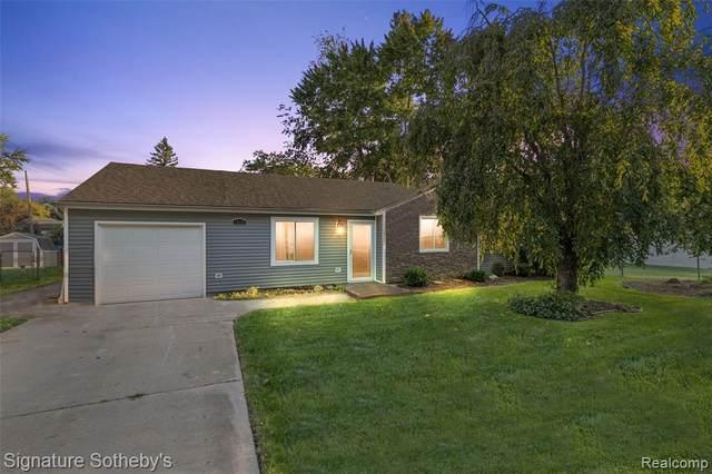 1010 Orion, Lake Orion, MI 48362 (MLS #R2210078321) :: Berkshire Hathaway HomeServices Snyder & Company, Realtors®