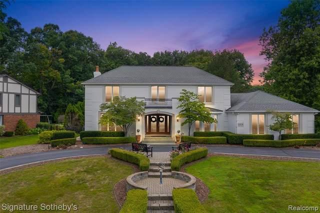 2608 Devonwood Drive, Troy, MI 48098 (MLS #R2210078232) :: Berkshire Hathaway HomeServices Snyder & Company, Realtors®