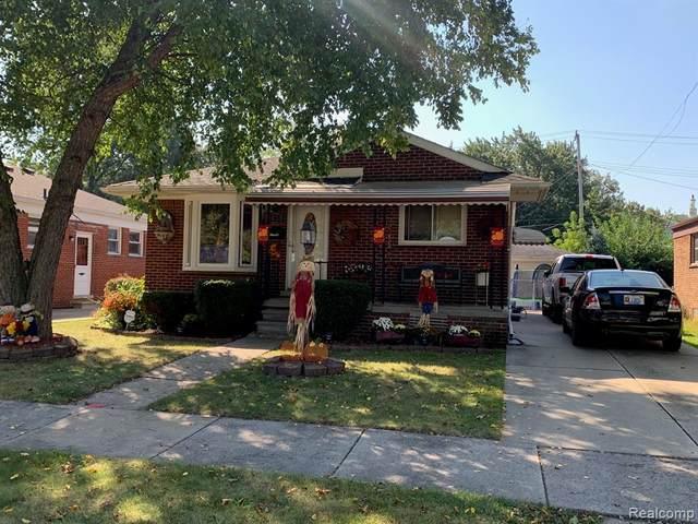 1639 London Avenue, Lincoln Park, MI 48146 (MLS #R2210078374) :: Berkshire Hathaway HomeServices Snyder & Company, Realtors®