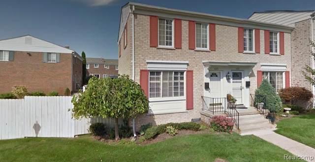 423 Baldwin Avenue, Rochester, MI 48307 (MLS #R2210078382) :: Berkshire Hathaway HomeServices Snyder & Company, Realtors®