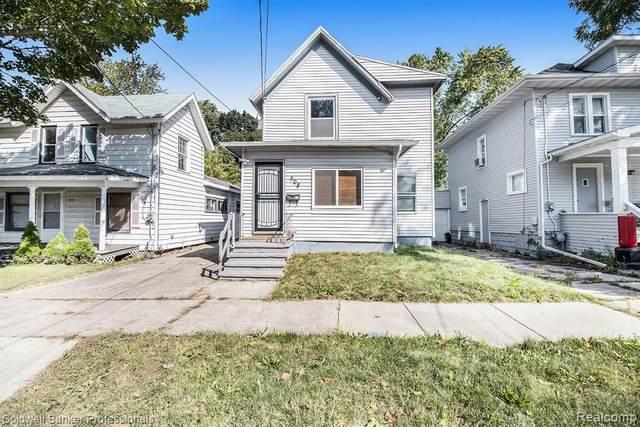 508 W Maple Street N, Lansing, MI 48906 (MLS #R2210078182) :: Berkshire Hathaway HomeServices Snyder & Company, Realtors®