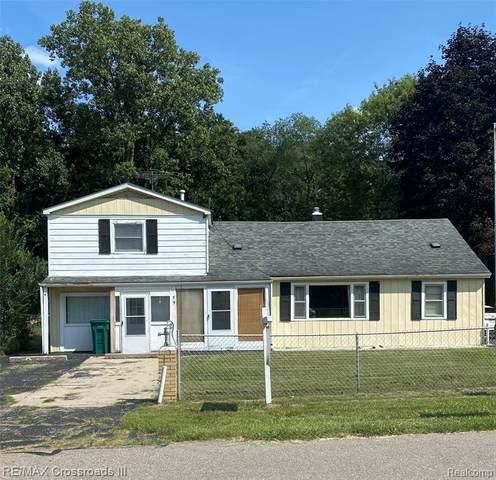 59 Ohio Street, Ypsilanti, MI 48198 (MLS #R2210072968) :: Berkshire Hathaway HomeServices Snyder & Company, Realtors®