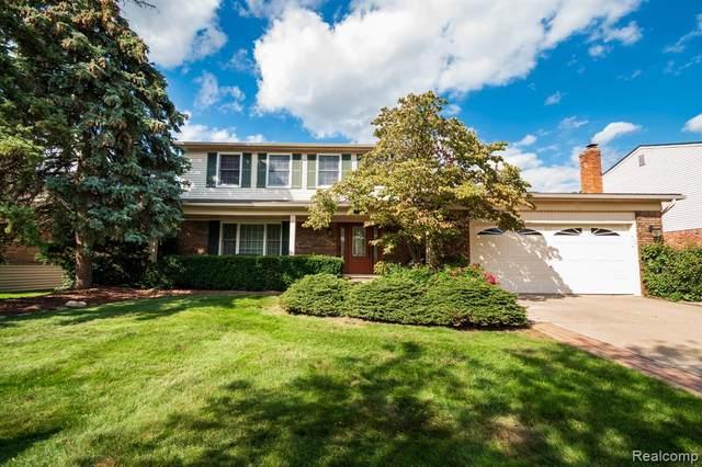 1171 Shadow Drive, Troy, MI 48085 (MLS #R2210078489) :: Berkshire Hathaway HomeServices Snyder & Company, Realtors®