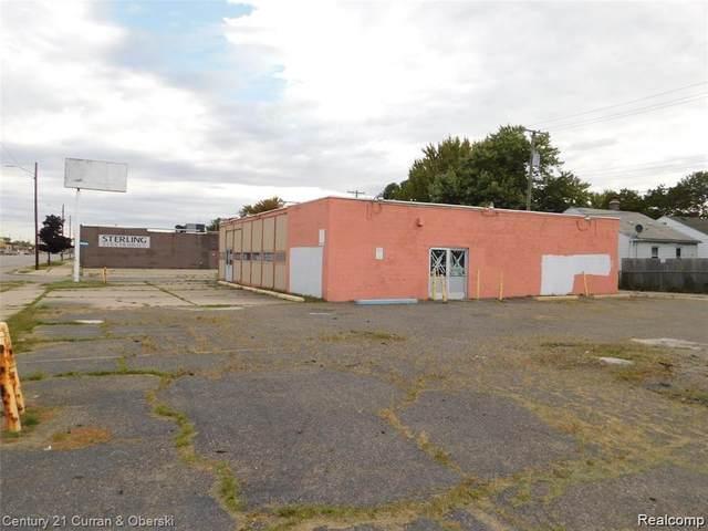 1505 Dix Hwy, Lincoln Park, MI 48146 (MLS #R2210078507) :: Berkshire Hathaway HomeServices Snyder & Company, Realtors®