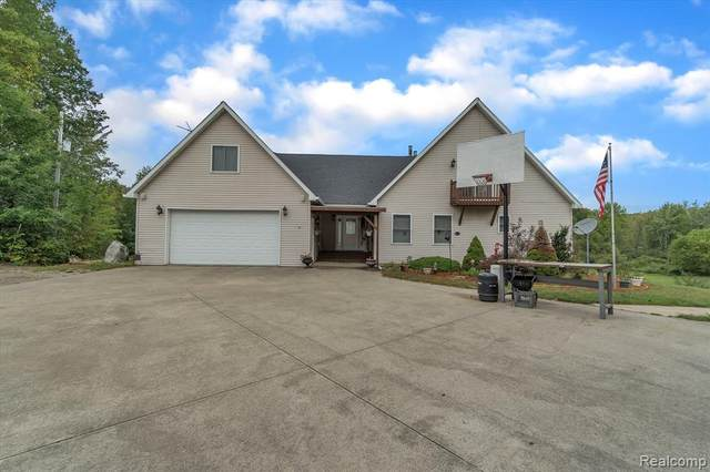 5380 Riverview Road, Gladwin, MI 48624 (MLS #R2210078526) :: Berkshire Hathaway HomeServices Snyder & Company, Realtors®