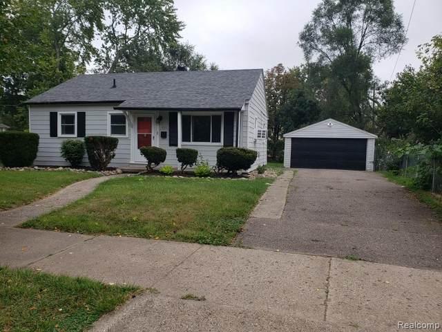 211 W Ainsworth Street, Ypsilanti, MI 48197 (MLS #R2210078606) :: Berkshire Hathaway HomeServices Snyder & Company, Realtors®