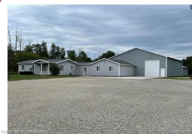 2680 School Road, Alger, MI 48610 (MLS #R2210077882) :: Berkshire Hathaway HomeServices Snyder & Company, Realtors®