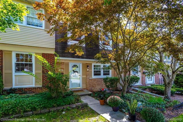 1599 Brentwood Drive, Troy, MI 48098 (MLS #R2210078649) :: Berkshire Hathaway HomeServices Snyder & Company, Realtors®