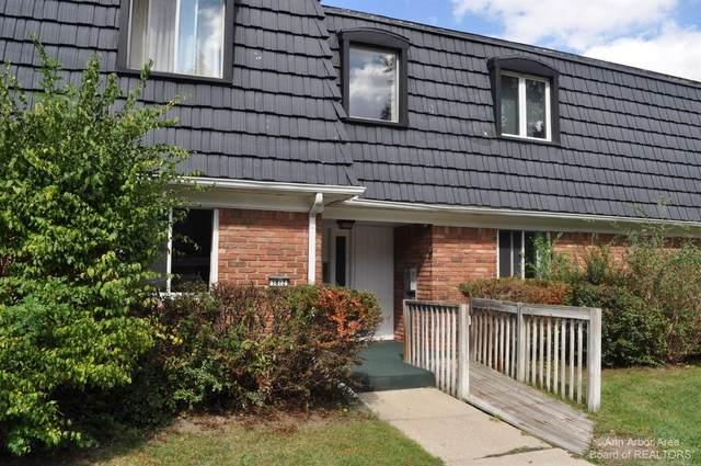 1812 Colonial Village Way #1, Waterford, MI 48328 (MLS #3283877) :: Berkshire Hathaway HomeServices Snyder & Company, Realtors®