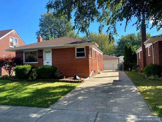 1631 London Avenue, Lincoln Park, MI 48146 (MLS #3284050) :: Berkshire Hathaway HomeServices Snyder & Company, Realtors®
