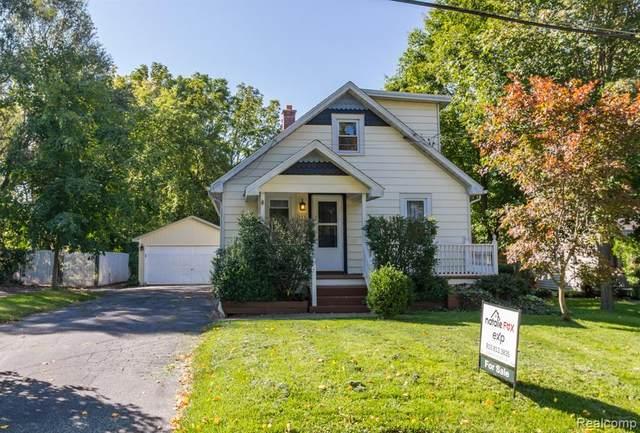 213 W Henry Street, Flushing, MI 48433 (MLS #R2210078736) :: Berkshire Hathaway HomeServices Snyder & Company, Realtors®