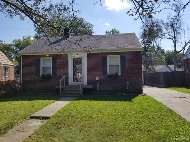 2512 Pierce, Flint, MI 48503 (MLS #R2210078760) :: Berkshire Hathaway HomeServices Snyder & Company, Realtors®