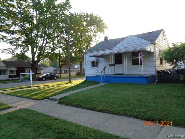 17302 Hanna Street, Melvindale, MI 48122 (MLS #R2210078867) :: Berkshire Hathaway HomeServices Snyder & Company, Realtors®