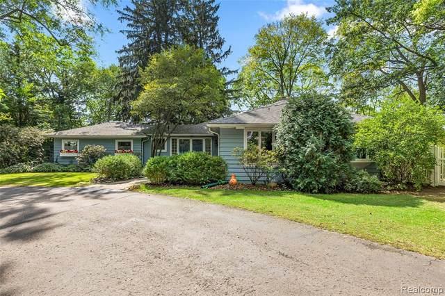 12894 Lake Point Pass, Van Buren, MI 48111 (MLS #R2210078864) :: Berkshire Hathaway HomeServices Snyder & Company, Realtors®