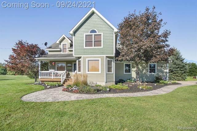 16066 Duffield Road, Byron, MI 48418 (MLS #R2210071541) :: Berkshire Hathaway HomeServices Snyder & Company, Realtors®