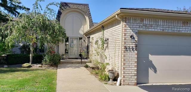 5147 Woodlands Lane, Bloomfield Hills, MI 48302 (MLS #R2210078781) :: Berkshire Hathaway HomeServices Snyder & Company, Realtors®