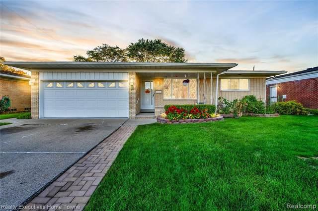32405 Whitley Circle, Warren, MI 48088 (MLS #R2210079020) :: Berkshire Hathaway HomeServices Snyder & Company, Realtors®