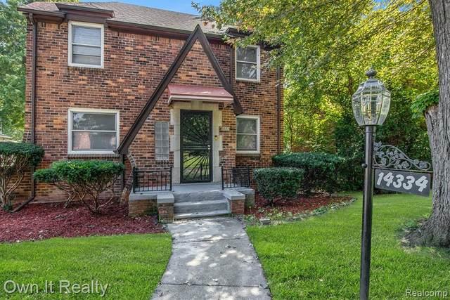 14334 Archdale Street, Detroit, MI 48227 (MLS #R2210078728) :: Berkshire Hathaway HomeServices Snyder & Company, Realtors®