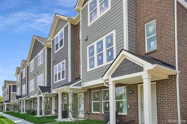 2922 Artemis, Troy, MI 48085 (MLS #R2210079086) :: Berkshire Hathaway HomeServices Snyder & Company, Realtors®