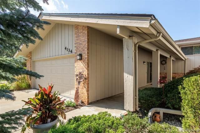4134 Golf Ridge Drive E, Bloomfield Hills, MI 48302 (MLS #R2210077598) :: Berkshire Hathaway HomeServices Snyder & Company, Realtors®