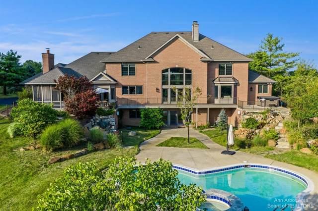 4235 Littledown Road, Ann Arbor, MI 48103 (MLS #3283071) :: Berkshire Hathaway HomeServices Snyder & Company, Realtors®