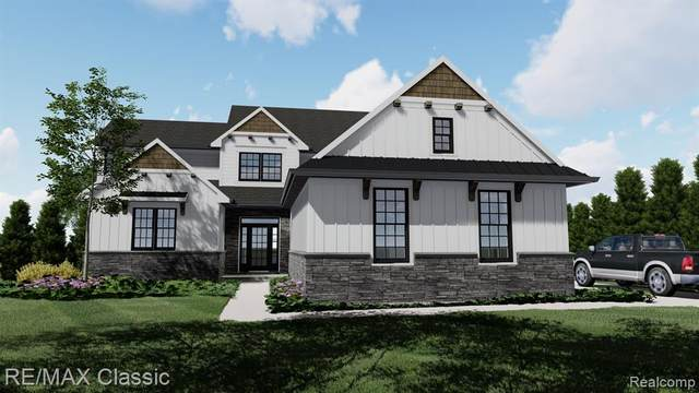 0-1700 Vac Cooley Lake Rd, Milford, MI 48381 (MLS #R2210079179) :: Berkshire Hathaway HomeServices Snyder & Company, Realtors®