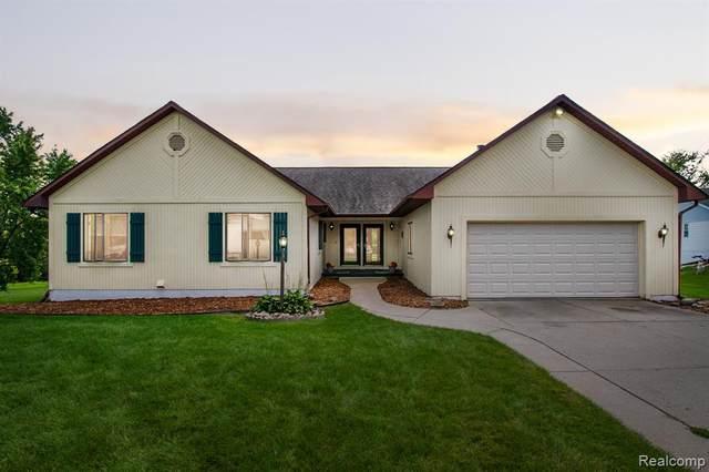 3369 Lahring Road, Linden, MI 48451 (MLS #R2210078820) :: Berkshire Hathaway HomeServices Snyder & Company, Realtors®