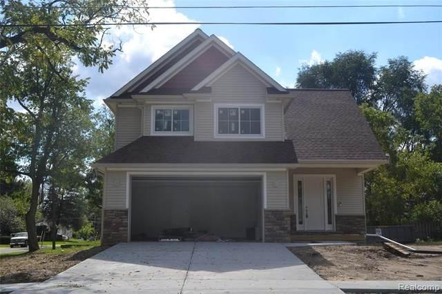 403 North Street, Holly, MI 48442 (MLS #R2210079221) :: Berkshire Hathaway HomeServices Snyder & Company, Realtors®