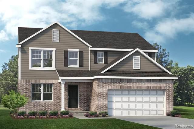 41361 Snowdon Drive, Clinton Township, MI 48038 (MLS #R2210079238) :: Berkshire Hathaway HomeServices Snyder & Company, Realtors®