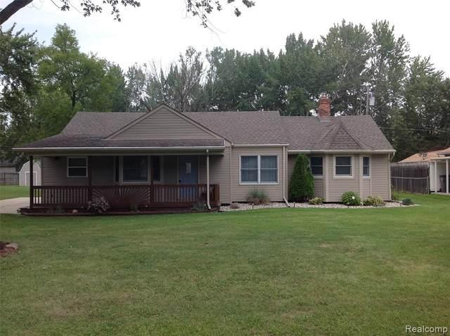 22783 Philps Street, Clinton Township, MI 48036 (MLS #R2210079239) :: Berkshire Hathaway HomeServices Snyder & Company, Realtors®