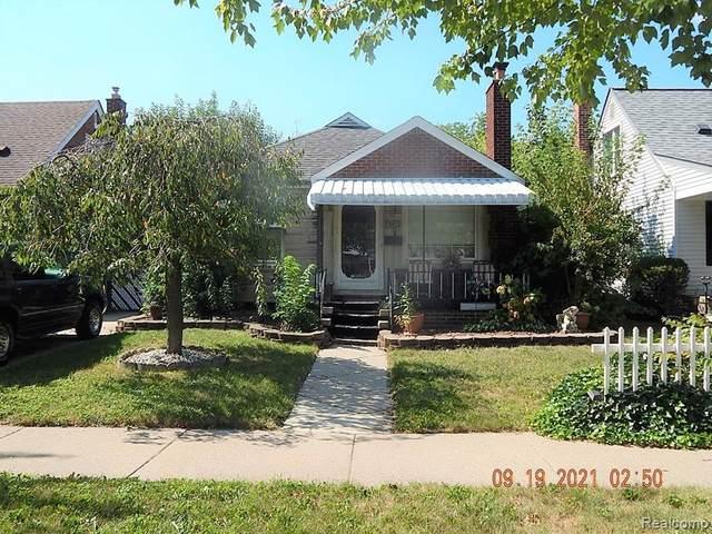 3512 Lincoln Street, Dearborn, MI 48124 (MLS #R2210079249) :: Berkshire Hathaway HomeServices Snyder & Company, Realtors®