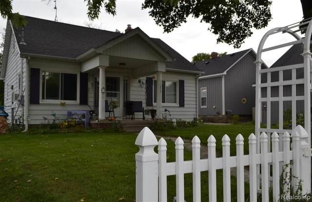 11372 N Saginaw Street, Mount Morris, MI 48458 (MLS #R2210079255) :: Berkshire Hathaway HomeServices Snyder & Company, Realtors®