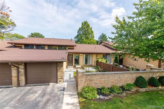 19940 S Villa Drive, Southfield, MI 48076 (MLS #R2210078806) :: Berkshire Hathaway HomeServices Snyder & Company, Realtors®