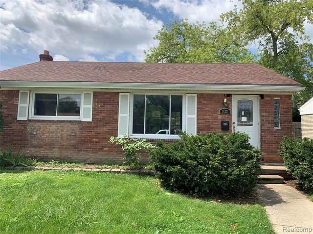 28221 Florence Street, Saint Clair Shores, MI 48081 (MLS #R2210078872) :: Berkshire Hathaway HomeServices Snyder & Company, Realtors®