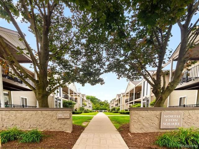 315 N Eton St Apt D, Birmingham, MI 48009 (MLS #R2210078469) :: Berkshire Hathaway HomeServices Snyder & Company, Realtors®