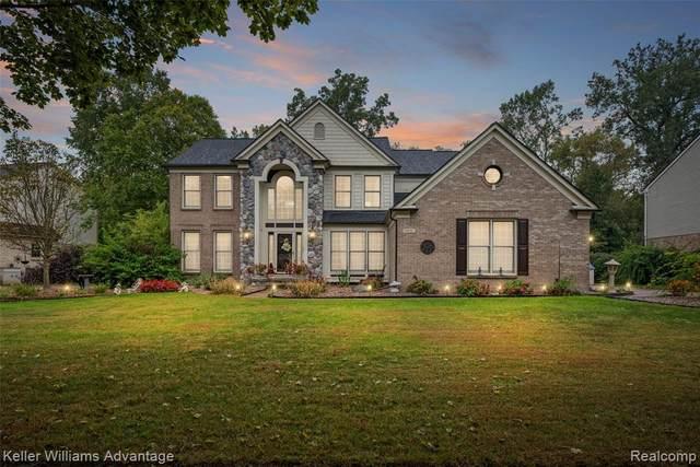 48197 Red Run Drive, Canton, MI 48187 (MLS #R2210079635) :: Berkshire Hathaway HomeServices Snyder & Company, Realtors®
