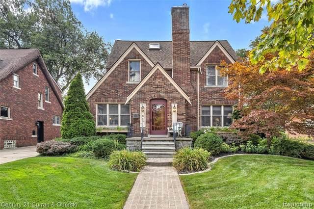 333 Arthur Street, Plymouth, MI 48170 (MLS #R2210079730) :: Berkshire Hathaway HomeServices Snyder & Company, Realtors®