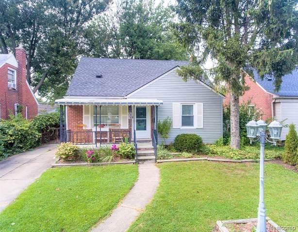 3219 N Vermont Avenue, Royal Oak, MI 48073 (MLS #R2210079847) :: Berkshire Hathaway HomeServices Snyder & Company, Realtors®